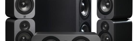 The Q Acoustics 3000 Series