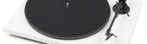 Out Now – New Pro-Ject Primary Turntable