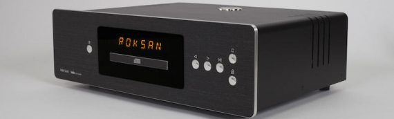 Back On Demonstration – Roksan Blak Amplifier and CD Player