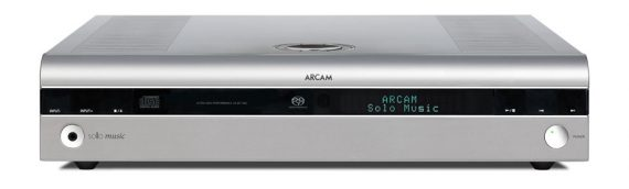 On Demonstration – Award Winning Arcam Solo Music system