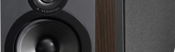 On Demonstration – Q Acoustics 3020 Speakers
