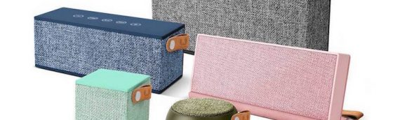 Now In Stock – Fresh 'n Rebel Rockbox Portable Bluetooth Speakers