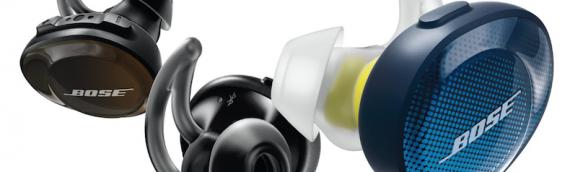 Now In Stock – Bose Soundsport Free True Wireless Earbuds