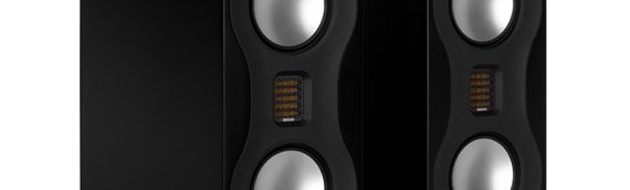 On Demonstration – Monitor Audio Studio Bookshelf Speakers