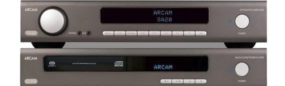 New ARCAM HDA range now on demonstration!
